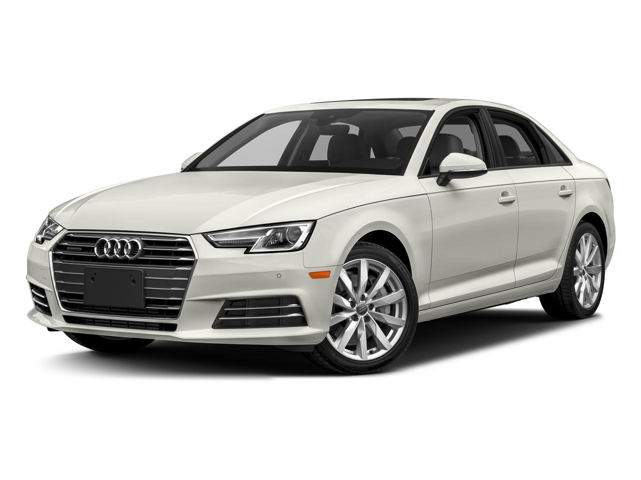 2018 Audi A4 Vehicle Photo in Mission, TX 78572