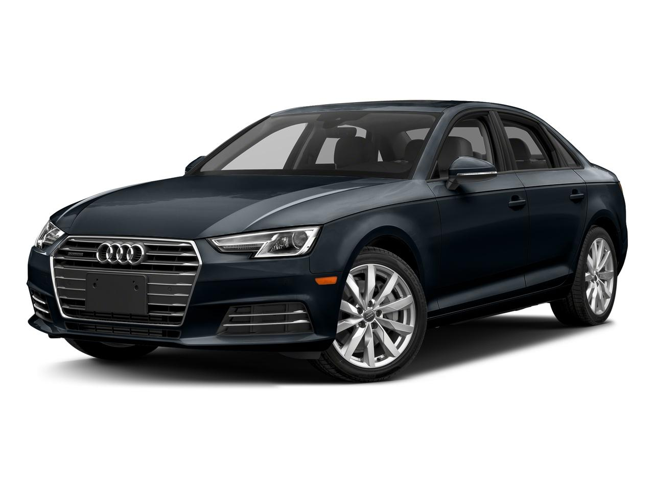 2018 Audi A4 Vehicle Photo in Charlotte, NC 28269