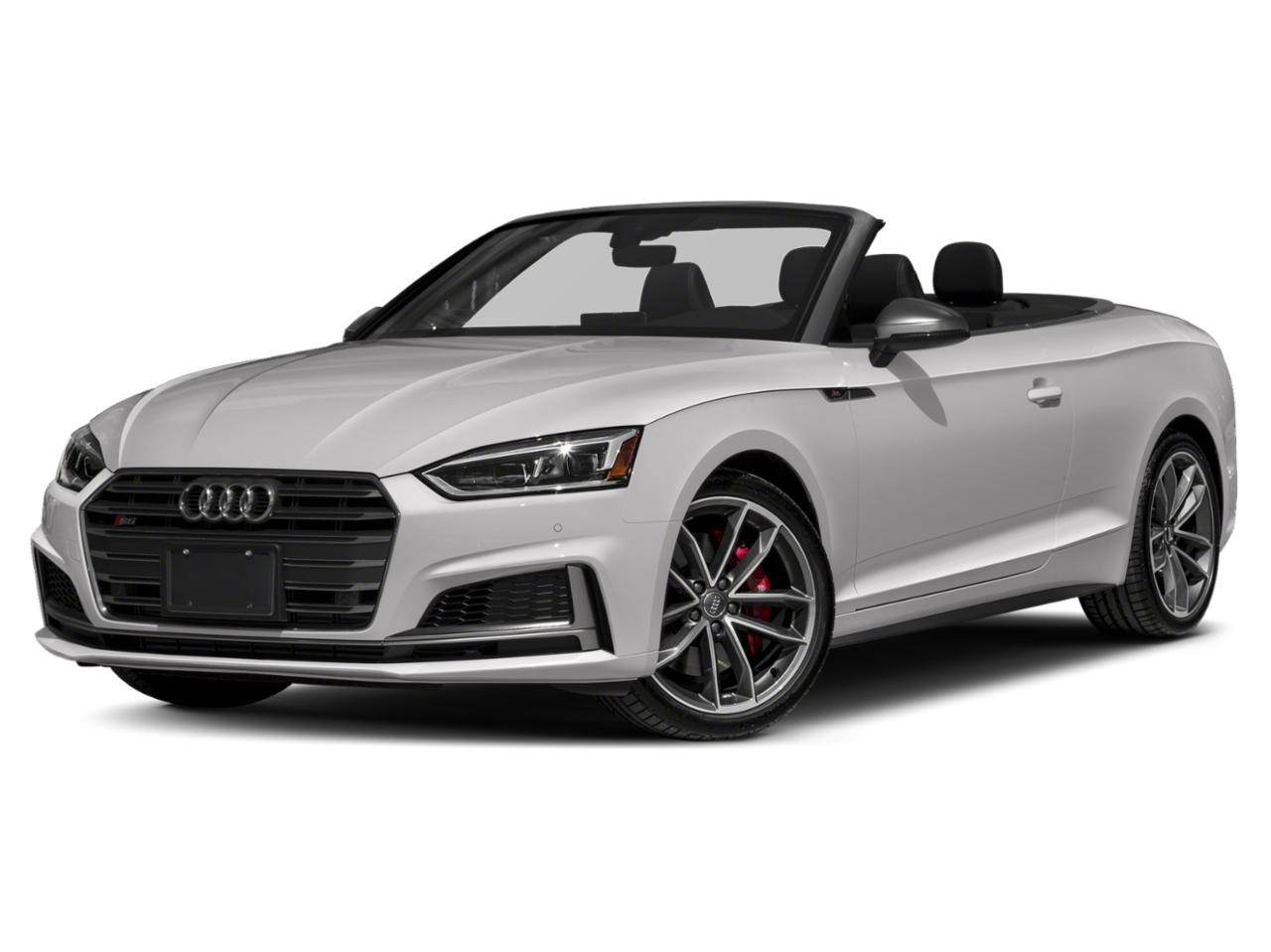2018 Audi S5 Cabriolet Vehicle Photo in Allentown, PA 18103