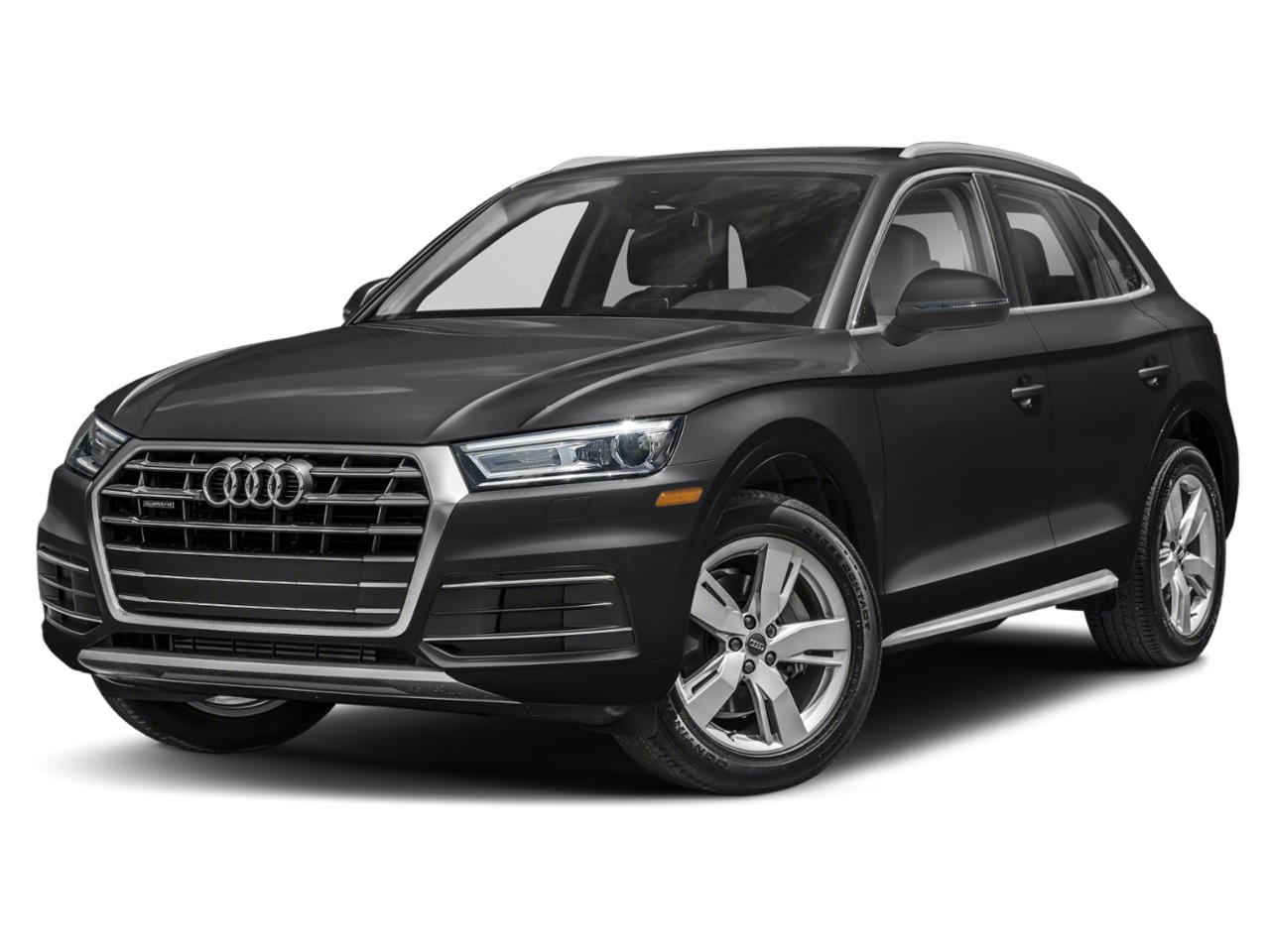 2018 Audi Q5 Vehicle Photo in Appleton, WI 54913