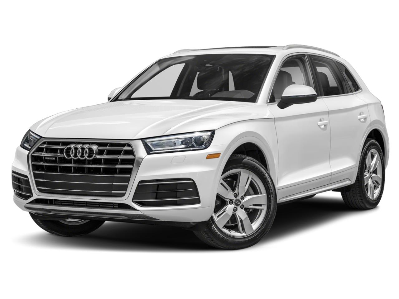2018 Audi Q5 Vehicle Photo in Houston, TX 77054