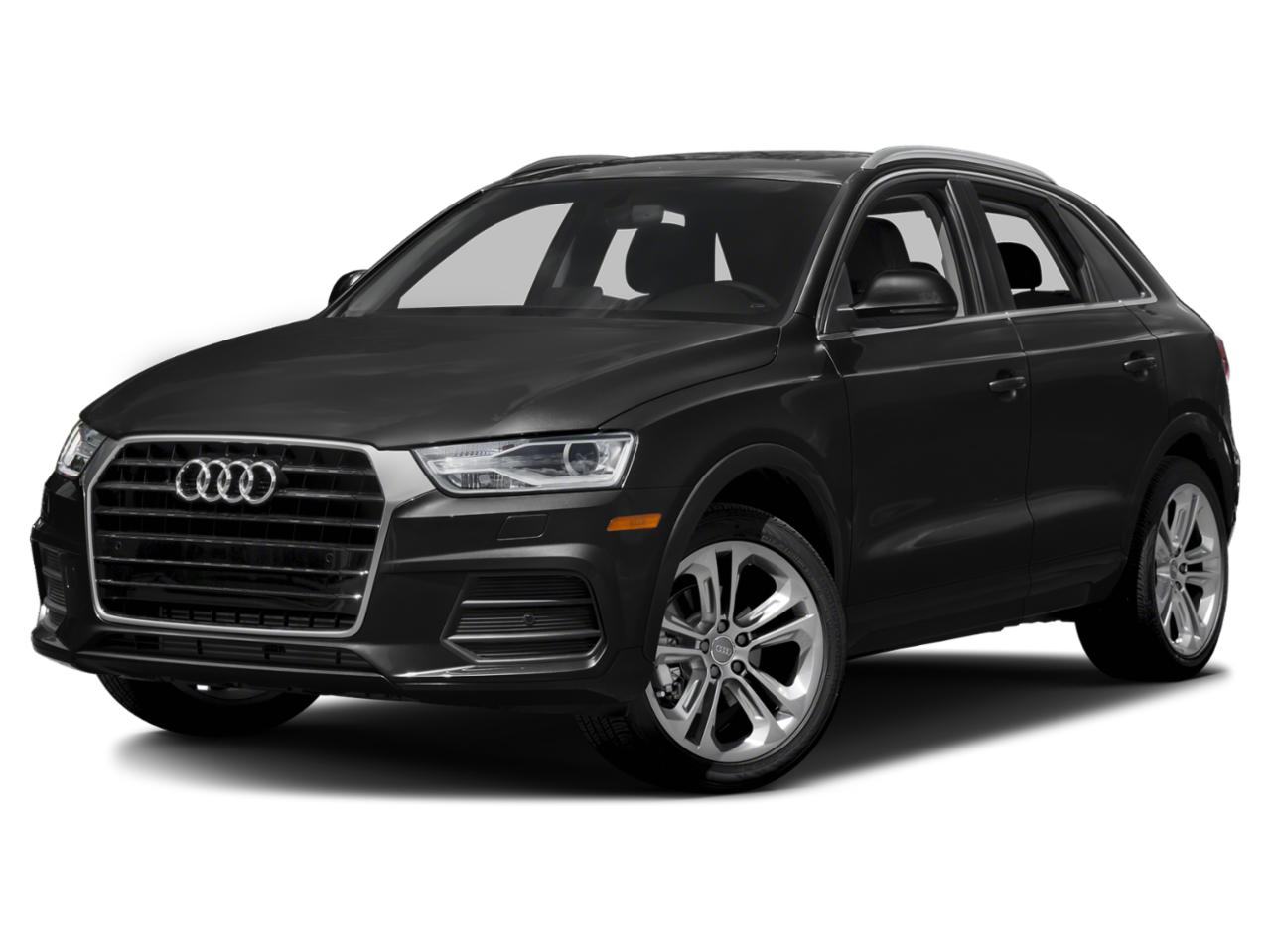 2018 Audi Q3 Vehicle Photo in Bowie, MD 20716