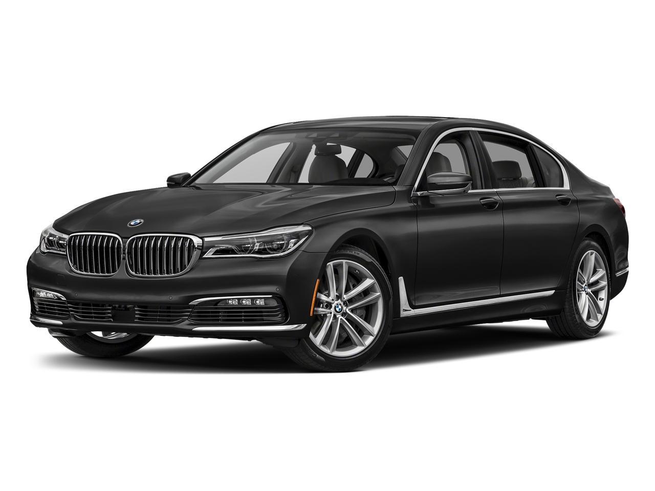 2018 BMW 750i Vehicle Photo in Charleston, SC 29407