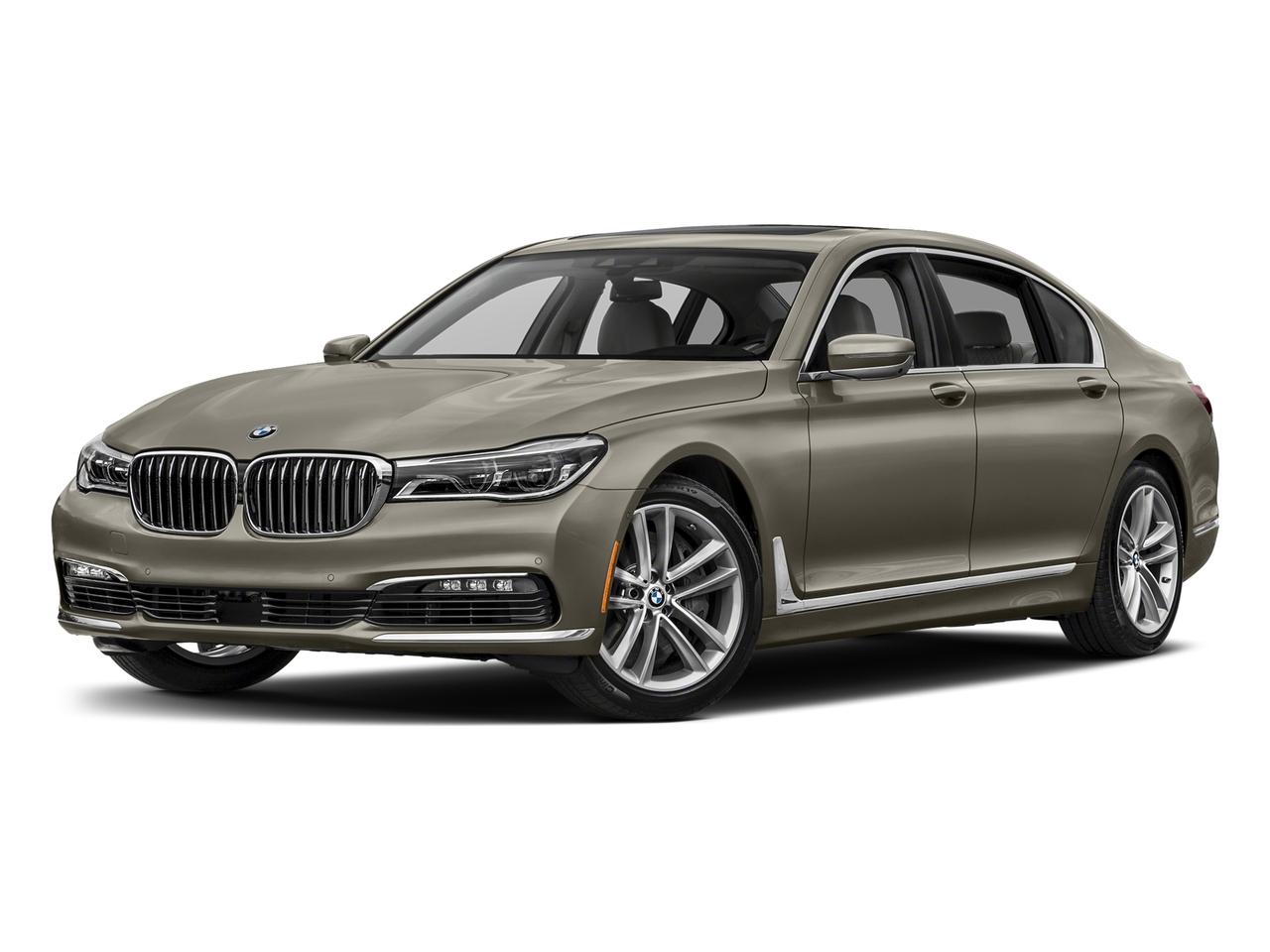 2018 BMW 750i Vehicle Photo in HOUSTON, TX 77002