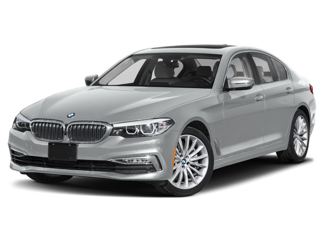2018 BMW 530i Vehicle Photo in Pleasanton, CA 94588