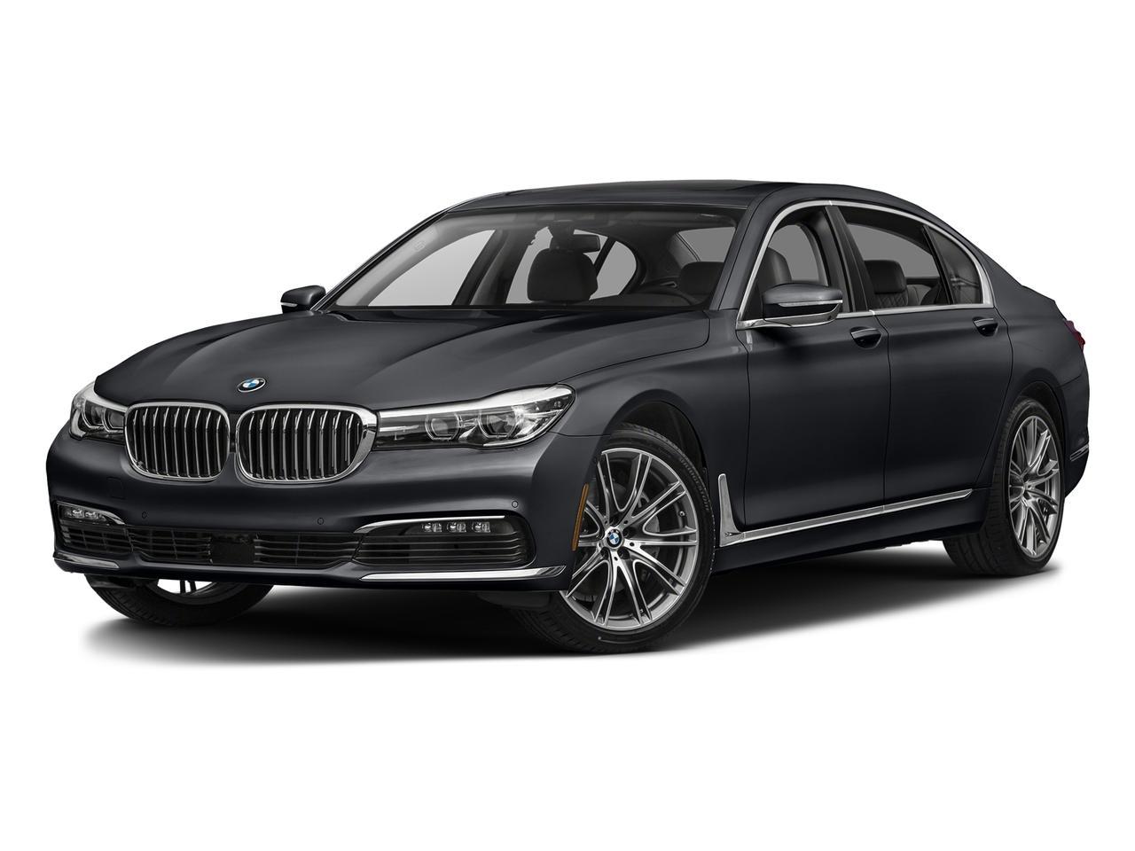 2018 BMW 740i Vehicle Photo in Charleston, SC 29407