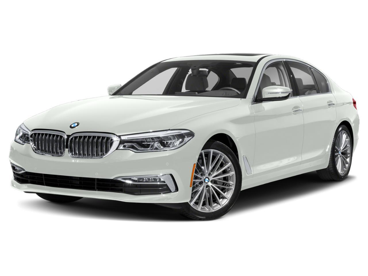 2018 BMW 540i xDrive Vehicle Photo in Charleston, SC 29407