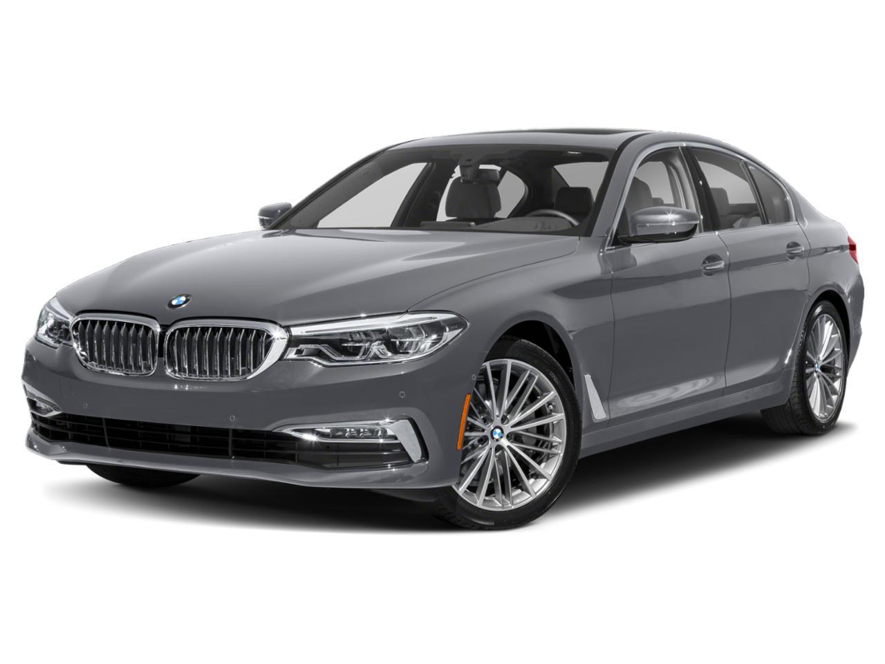 2018 BMW 540i xDrive Vehicle Photo in Pleasanton, CA 94588