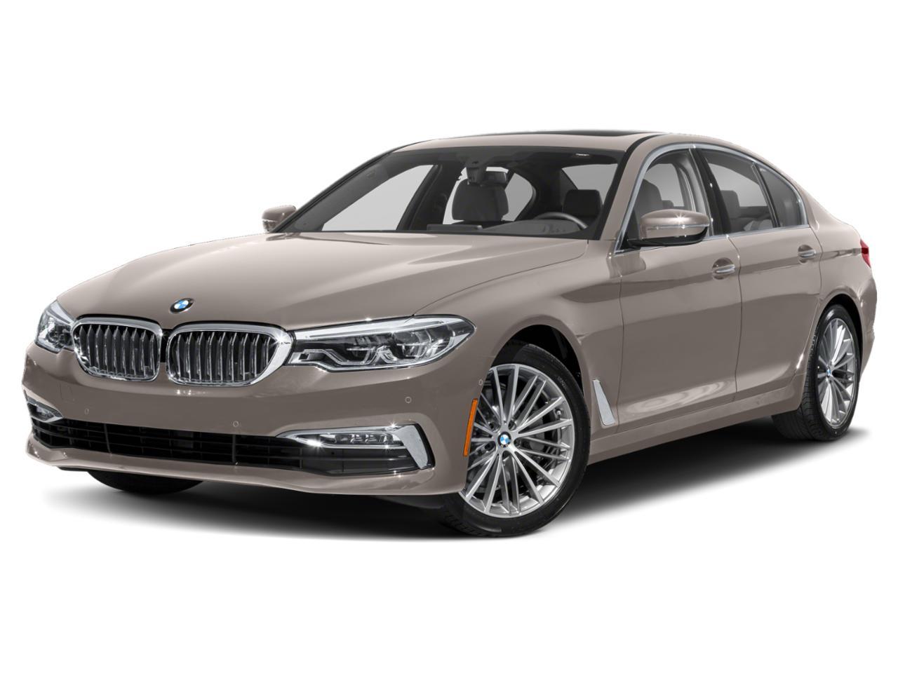 2018 BMW 540i Vehicle Photo in Pleasanton, CA 94588