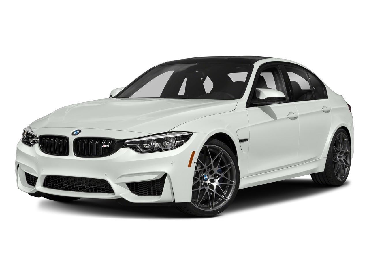 2018 BMW M3 Vehicle Photo in Pleasanton, CA 94588