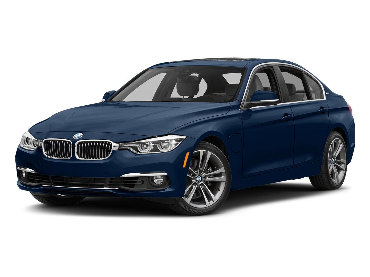 2018 BMW 330e iPerformance Vehicle Photo in Charleston, SC 29407