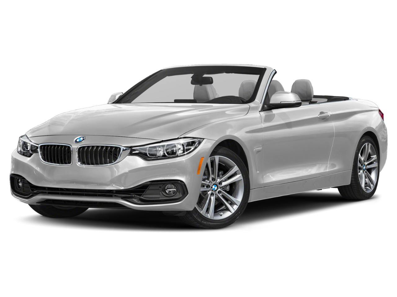 2018 BMW 430i Vehicle Photo in Pleasanton, CA 94588