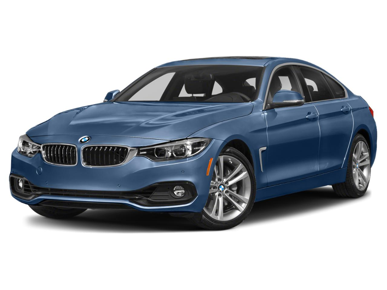 2018 BMW 440i Vehicle Photo in Chapel Hill, NC 27514