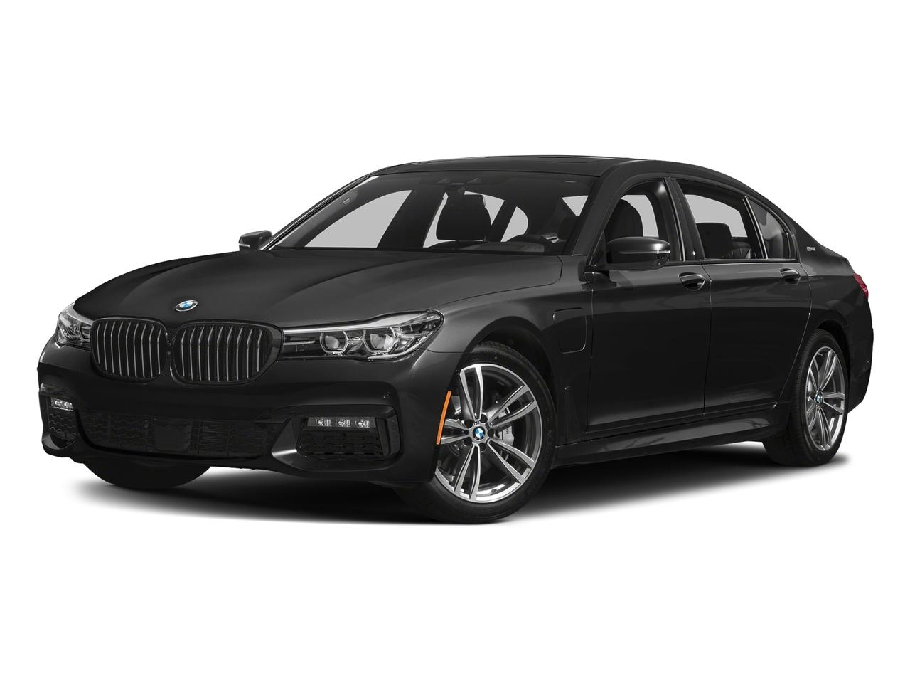 2018 BMW 740e xDrive iPerformance Vehicle Photo in Charleston, SC 29407