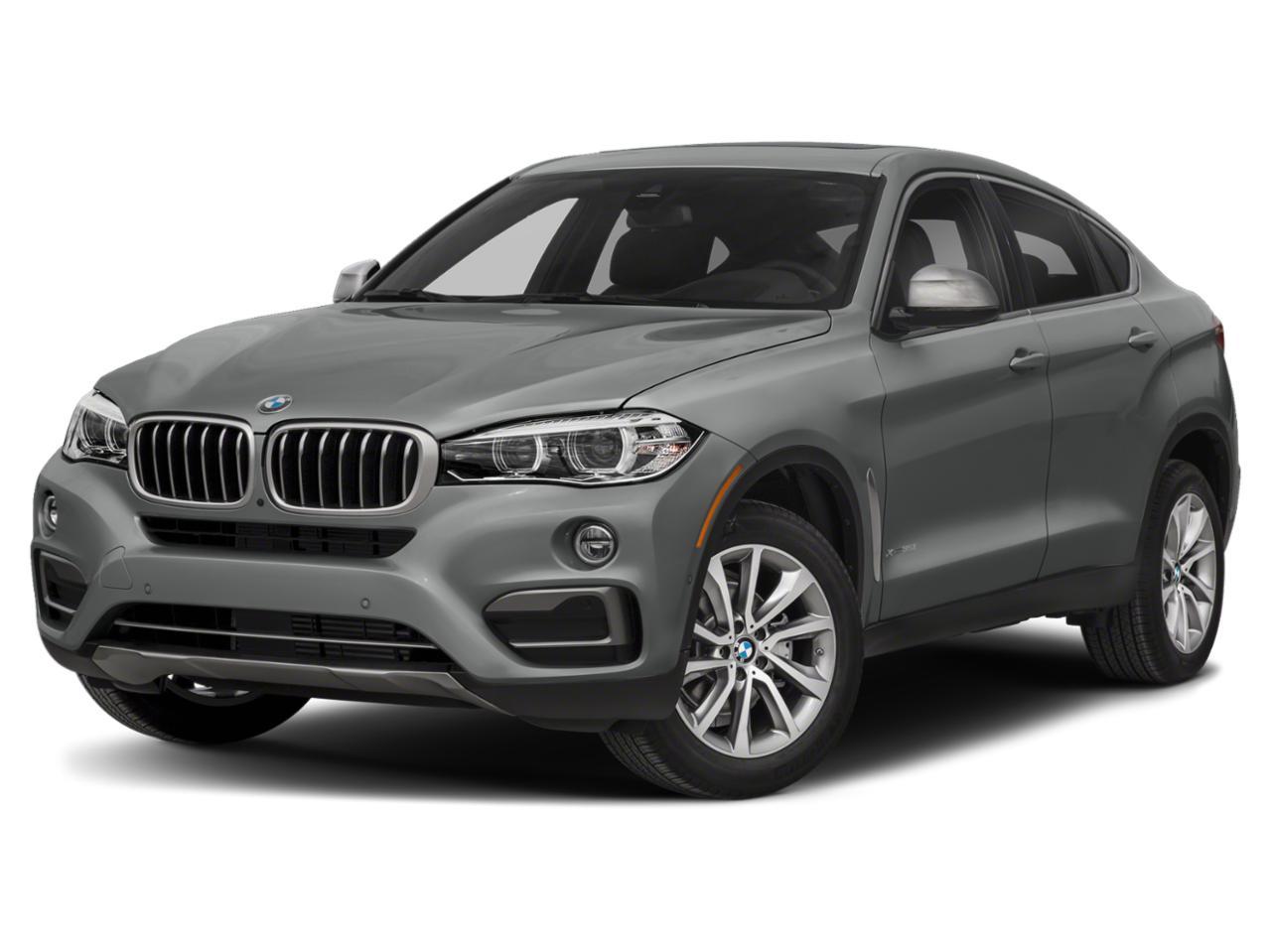 2018 BMW X6 xDrive50i Vehicle Photo in Charleston, SC 29407