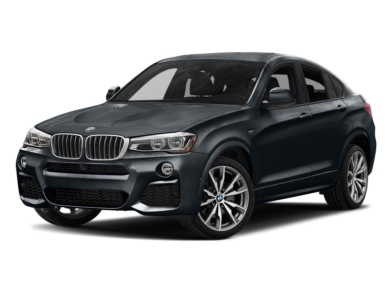 2018 BMW X4 M40i Vehicle Photo in Pleasanton, CA 94588