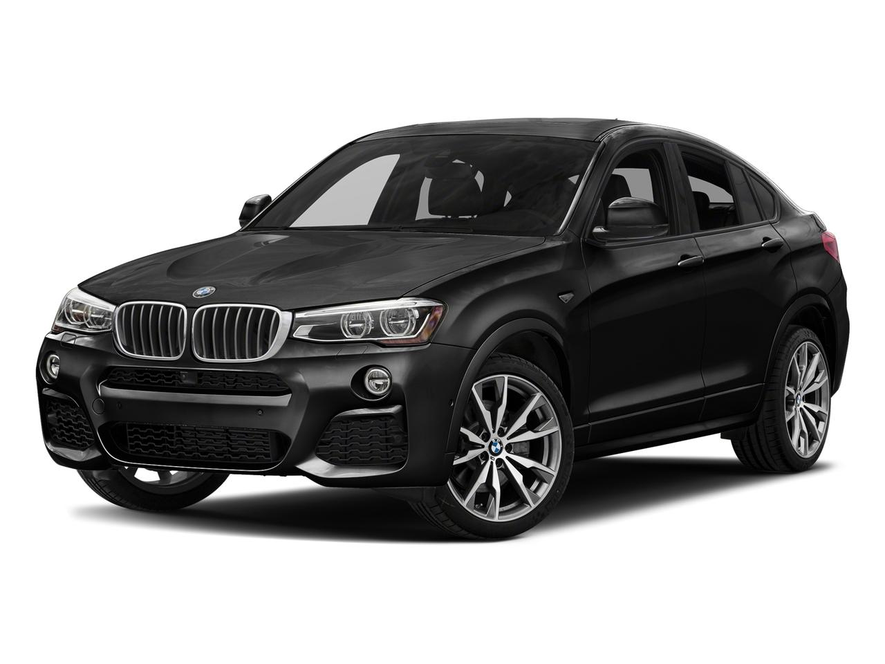 2018 BMW X4 M40i Vehicle Photo in Charleston, SC 29407