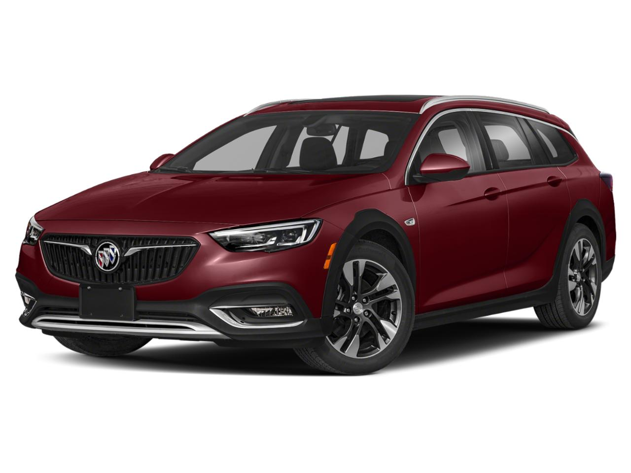 2018 Buick Regal TourX Vehicle Photo in Prescott, AZ 86305