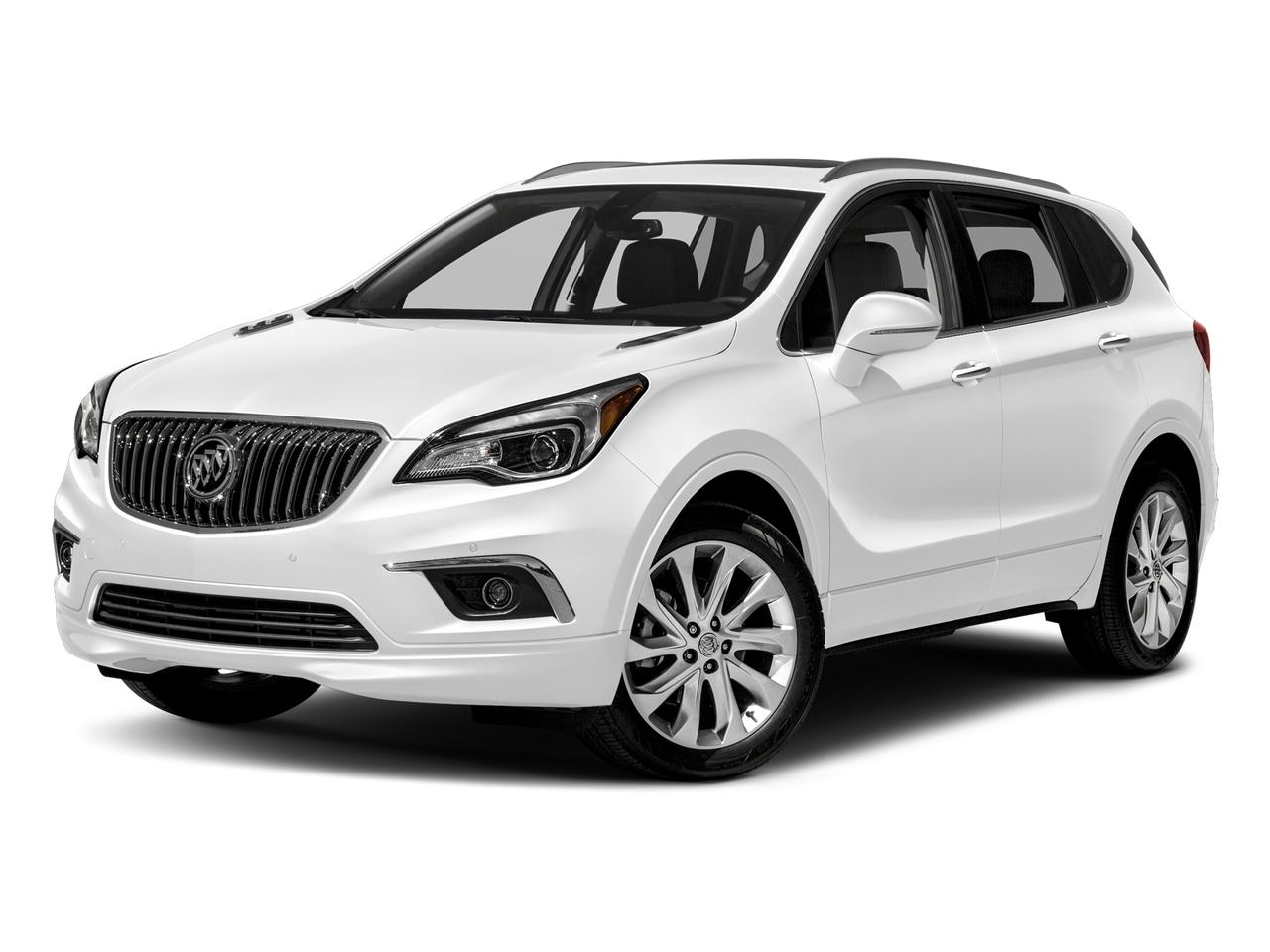 2018 Buick Envision Vehicle Photo in Appleton, WI 54913