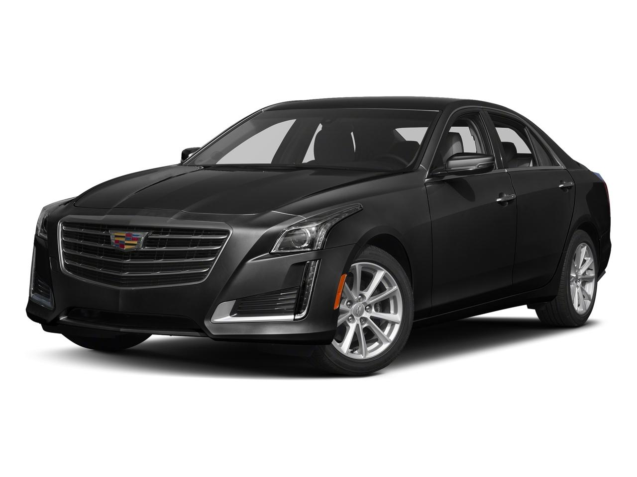 2018 Cadillac CTS Sedan Vehicle Photo in Joliet, IL 60586