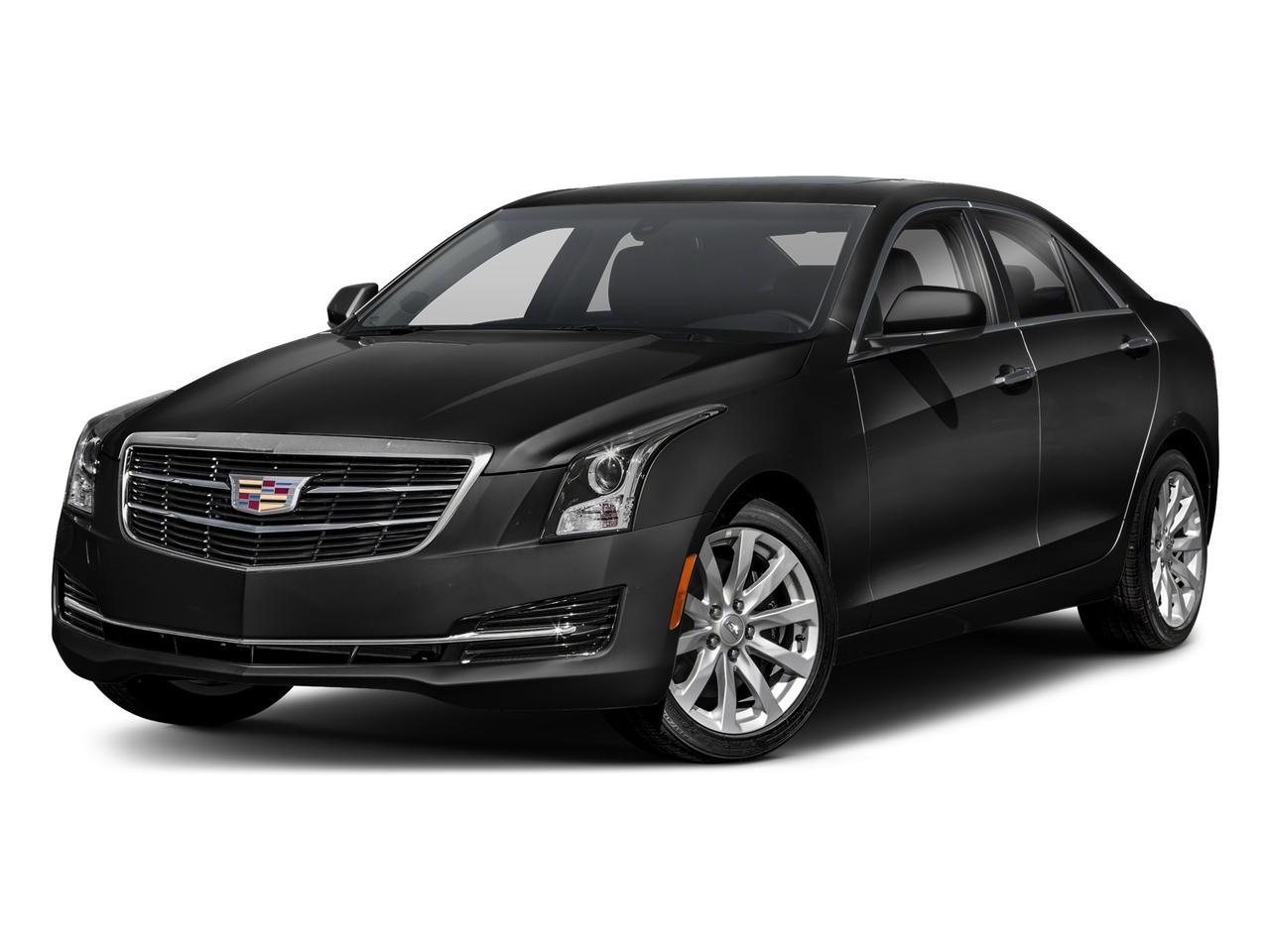 2018 Cadillac ATS Sedan Vehicle Photo in Friendswood, TX 77546