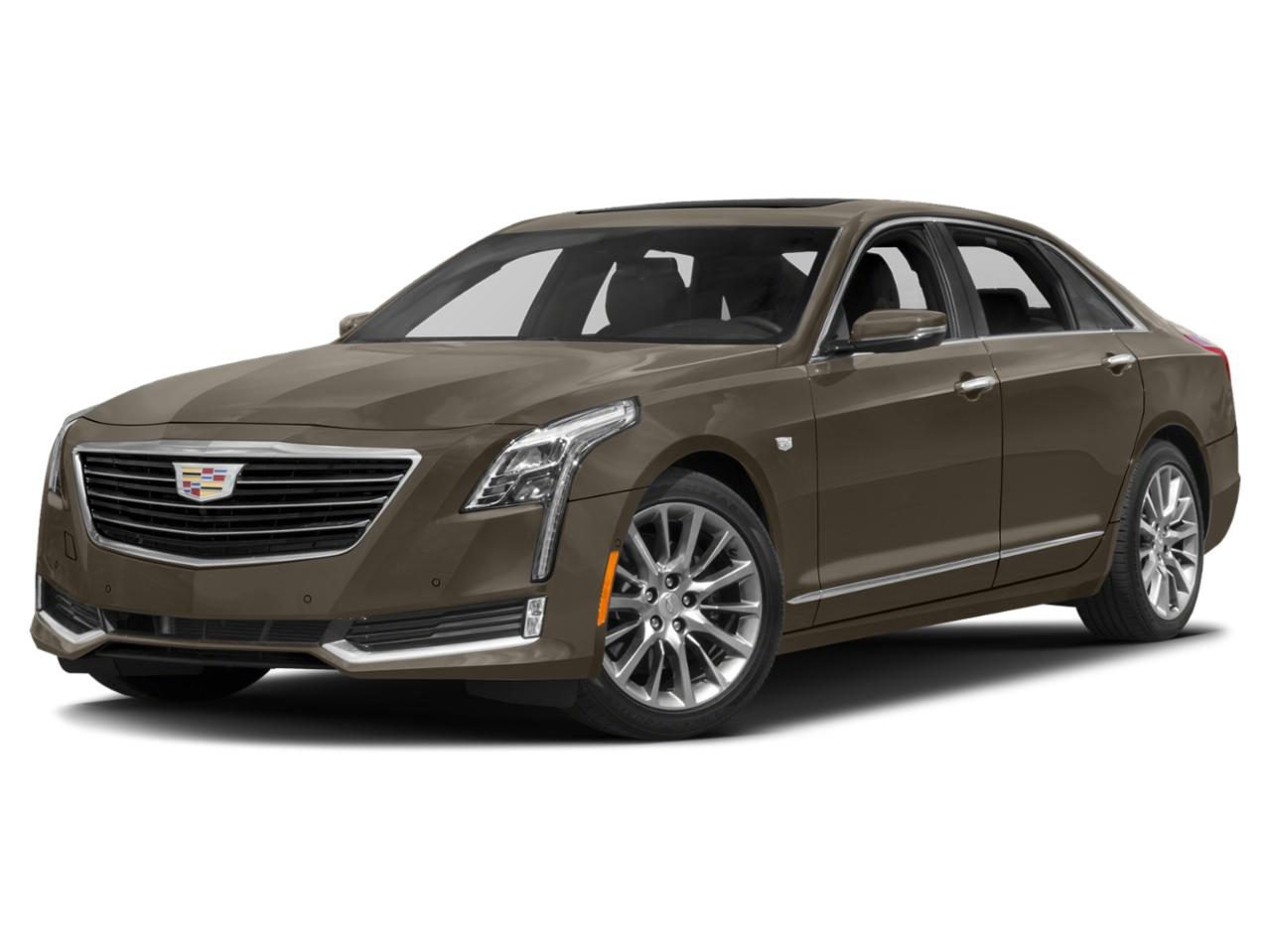 2018 Cadillac CT6 Vehicle Photo in Corsicana, TX 75110