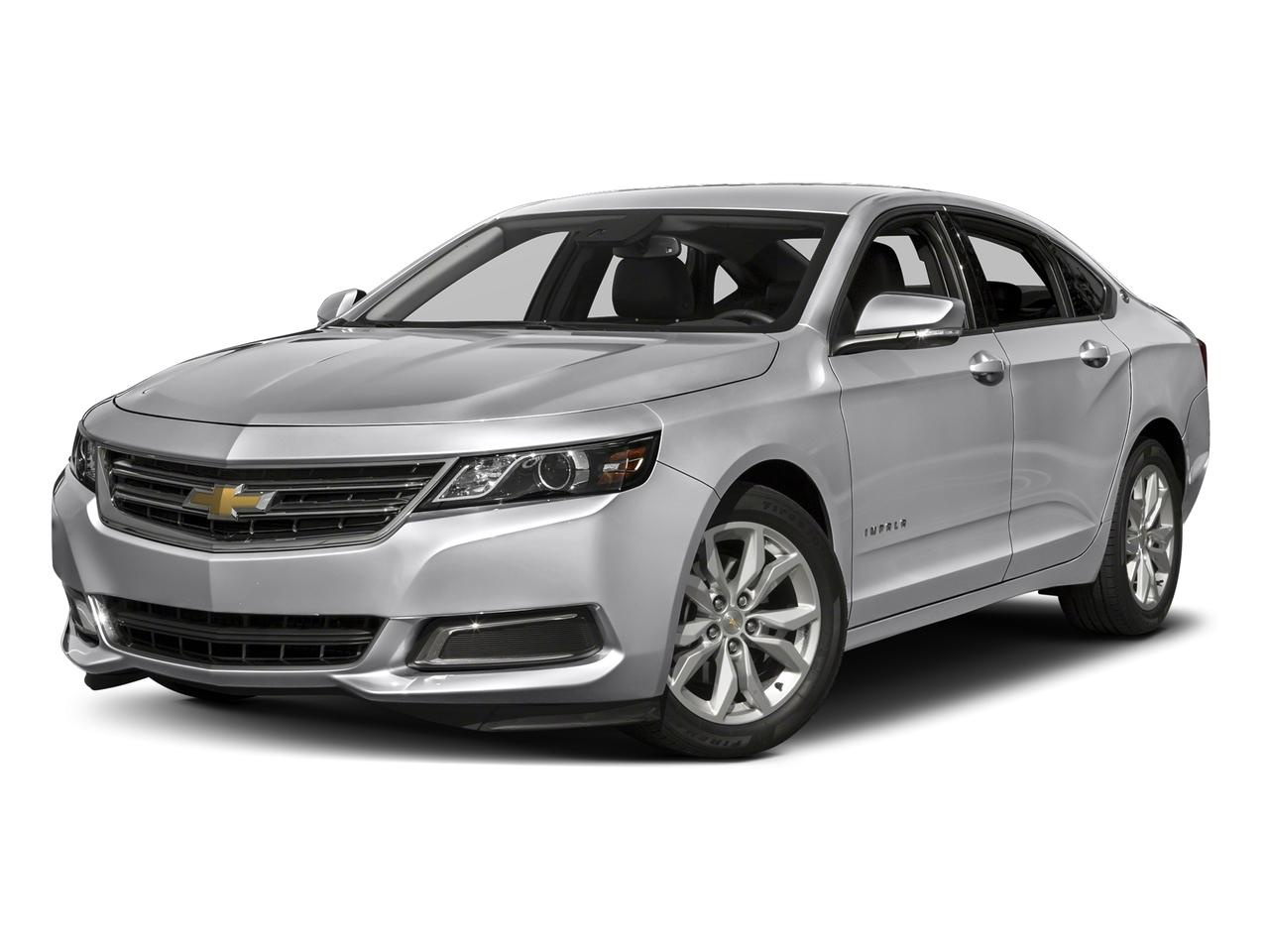 2018 Chevrolet Impala Vehicle Photo in Price, UT 84501