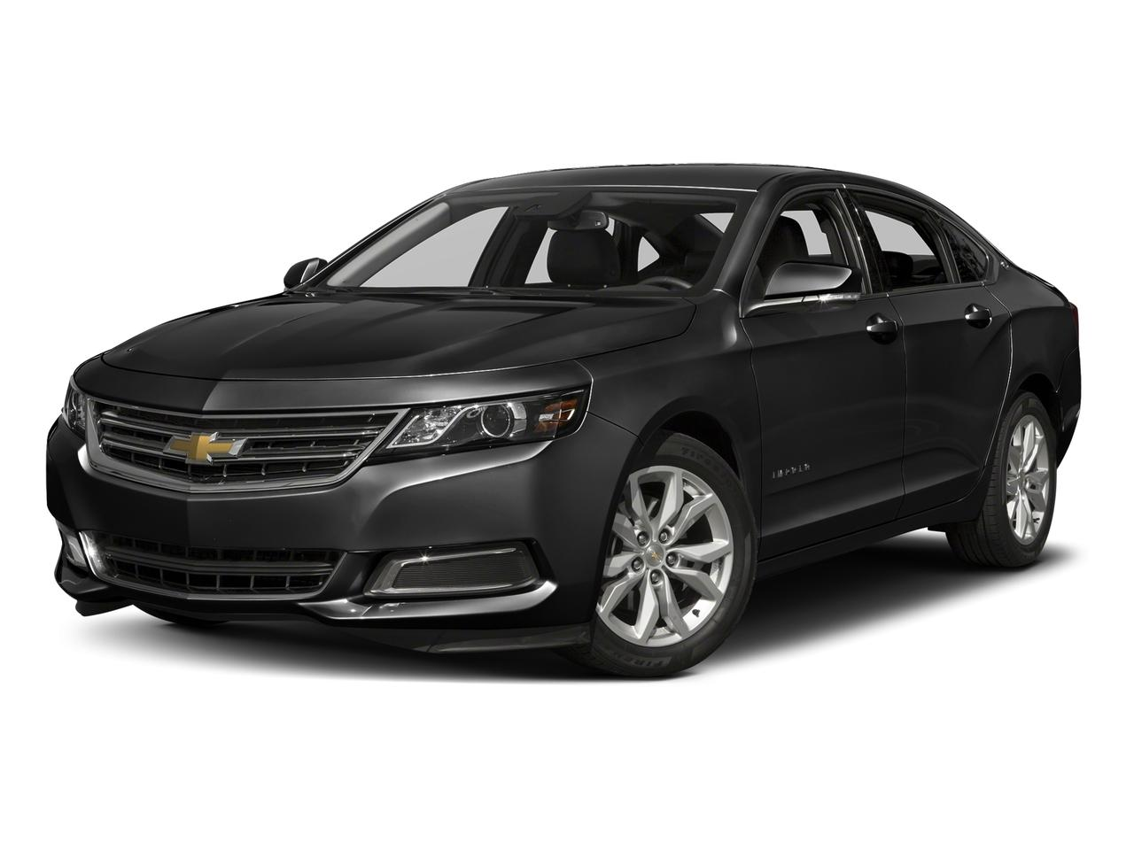 2018 Chevrolet Impala Vehicle Photo in Darlington, SC 29532