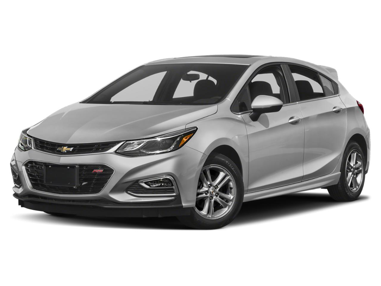 2018 Chevrolet Cruze Vehicle Photo in Pahrump, NV 89048