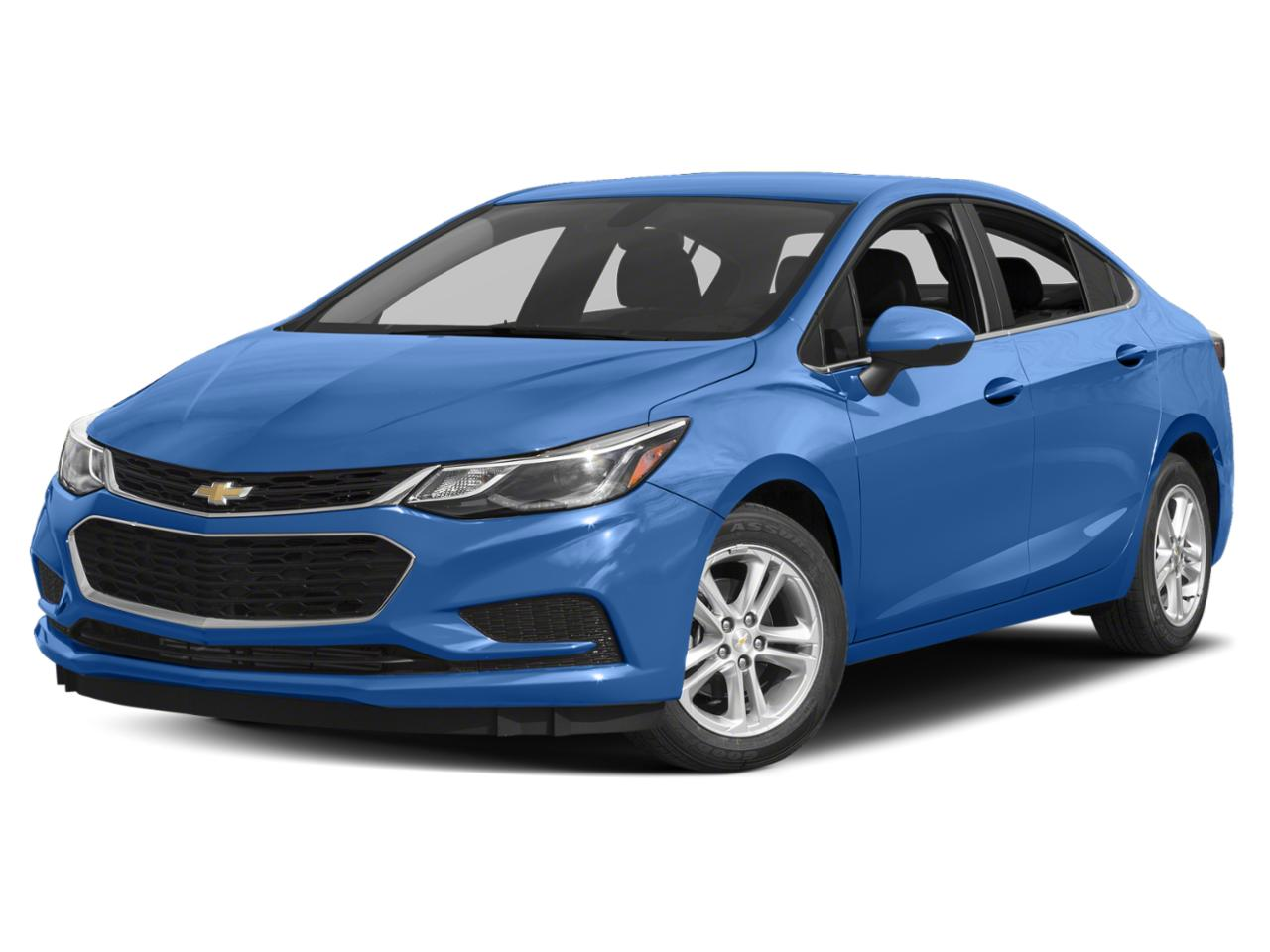 2018 Chevrolet Cruze Vehicle Photo in Van Nuys, CA 91401
