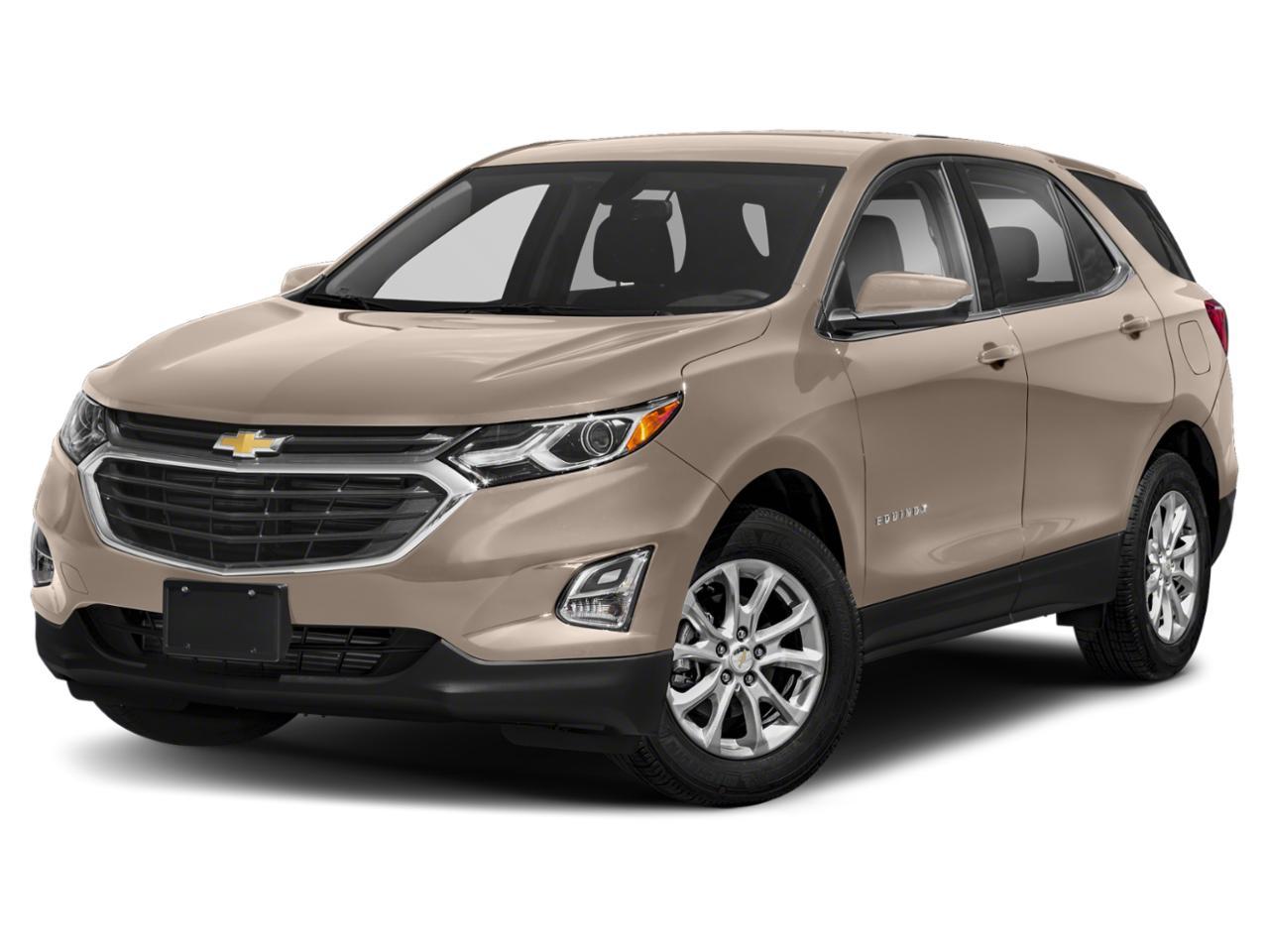 2018 Chevrolet Equinox Vehicle Photo in Chickasha, OK 73018