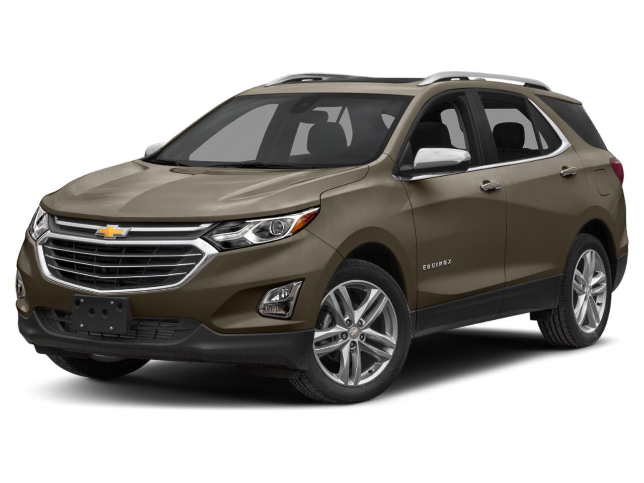 2018 Chevrolet Equinox Vehicle Photo in MENOMONIE, WI 54751-1341