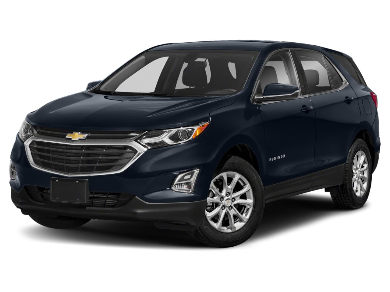 2018 Chevrolet Equinox Vehicle Photo in CASPER, WY 82609-1760