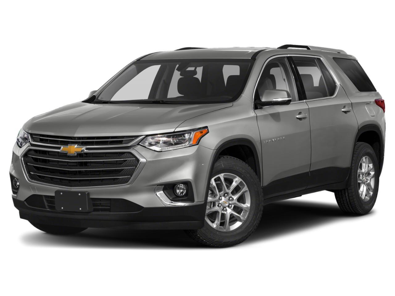2018 Chevrolet Traverse Vehicle Photo in San Leandro, CA 94577
