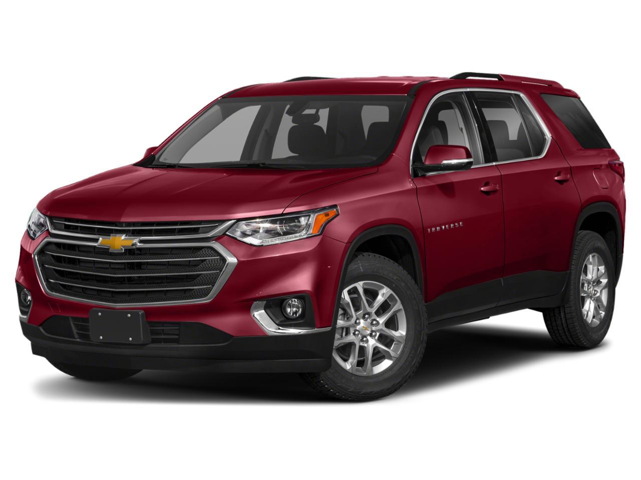 2018 Chevrolet Traverse Vehicle Photo in Oshkosh, WI 54904