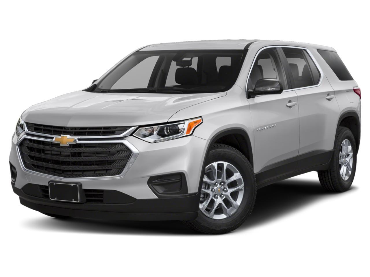 2018 Chevrolet Traverse Vehicle Photo in American Fork, UT 84003