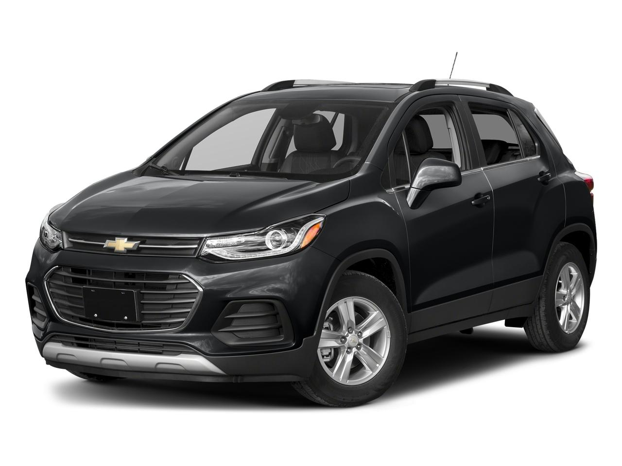2018 Chevrolet Trax Vehicle Photo in Austin, TX 78759