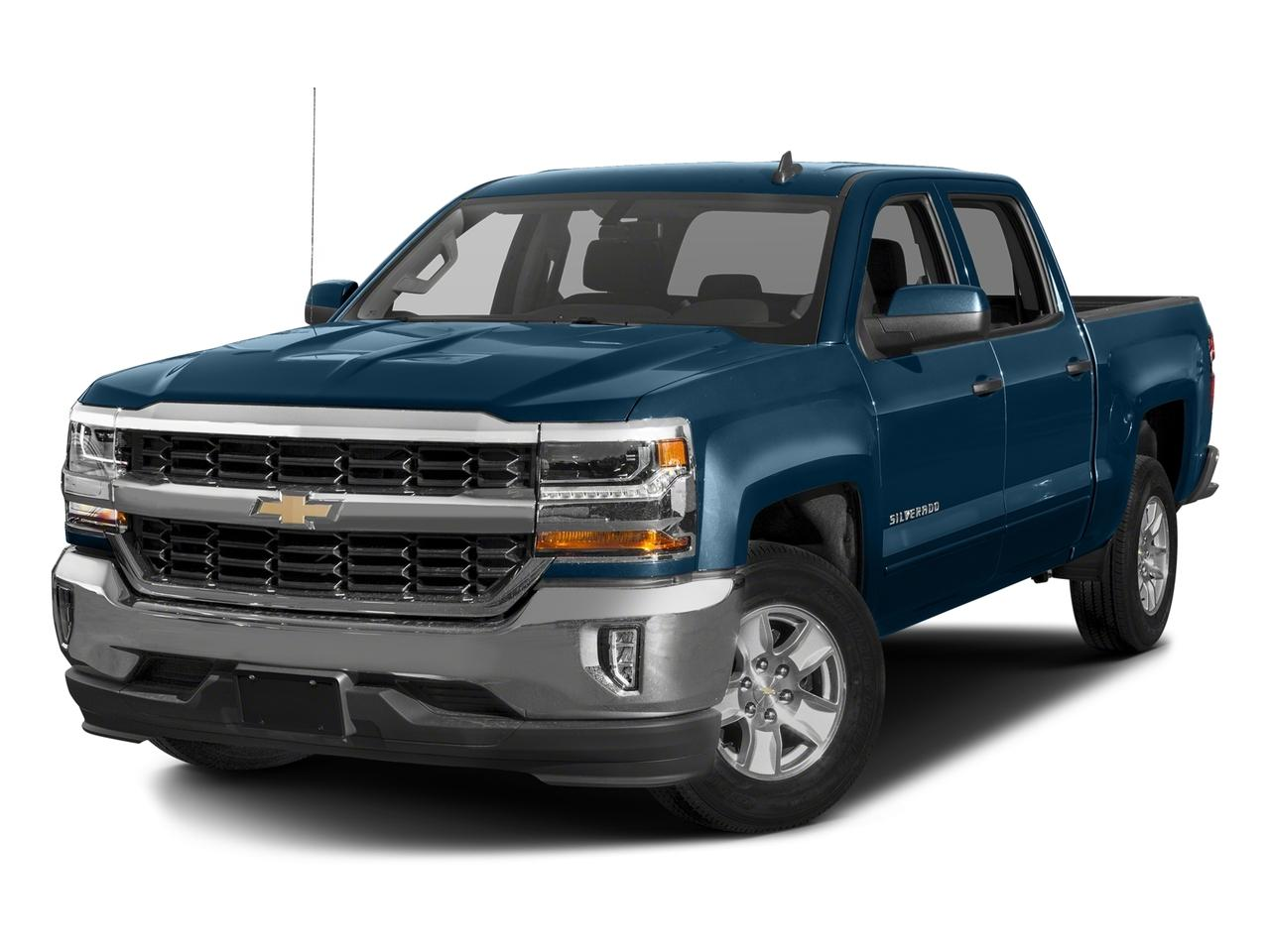 2018 Chevrolet Silverado 1500 Vehicle Photo in Menomonie, WI 54751