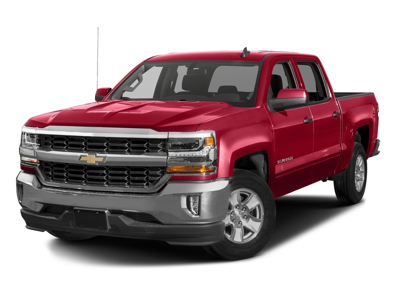 2018 Chevrolet Silverado 1500 Vehicle Photo in Chickasha, OK 73018