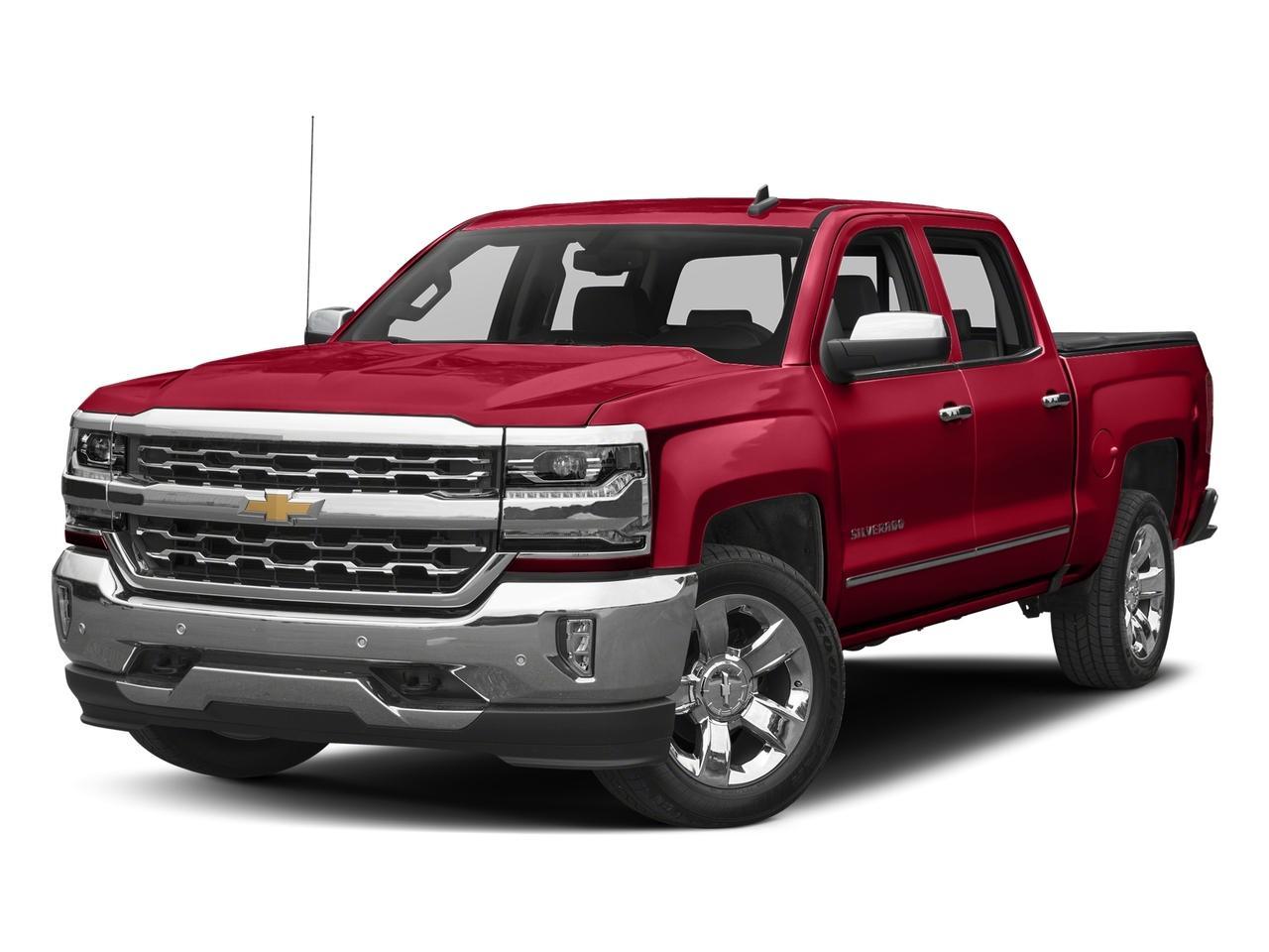 2018 Chevrolet Silverado 1500 Vehicle Photo in Owensboro, KY 42303