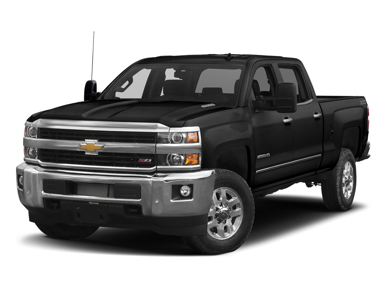 2018 Chevrolet Silverado 2500HD Vehicle Photo in Owensboro, KY 42303