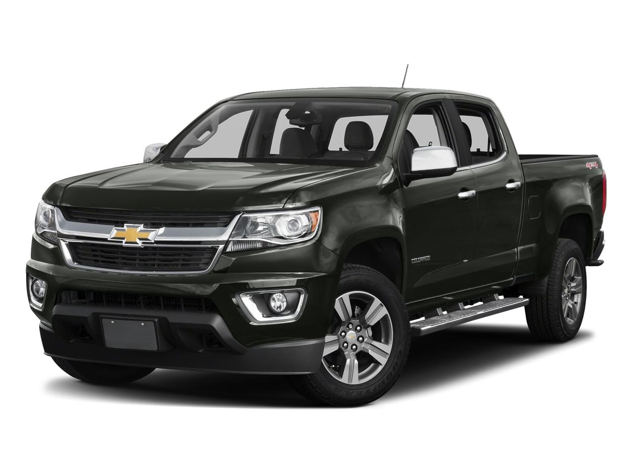 2018 Chevrolet Colorado Vehicle Photo in Gulfport, MS 39503