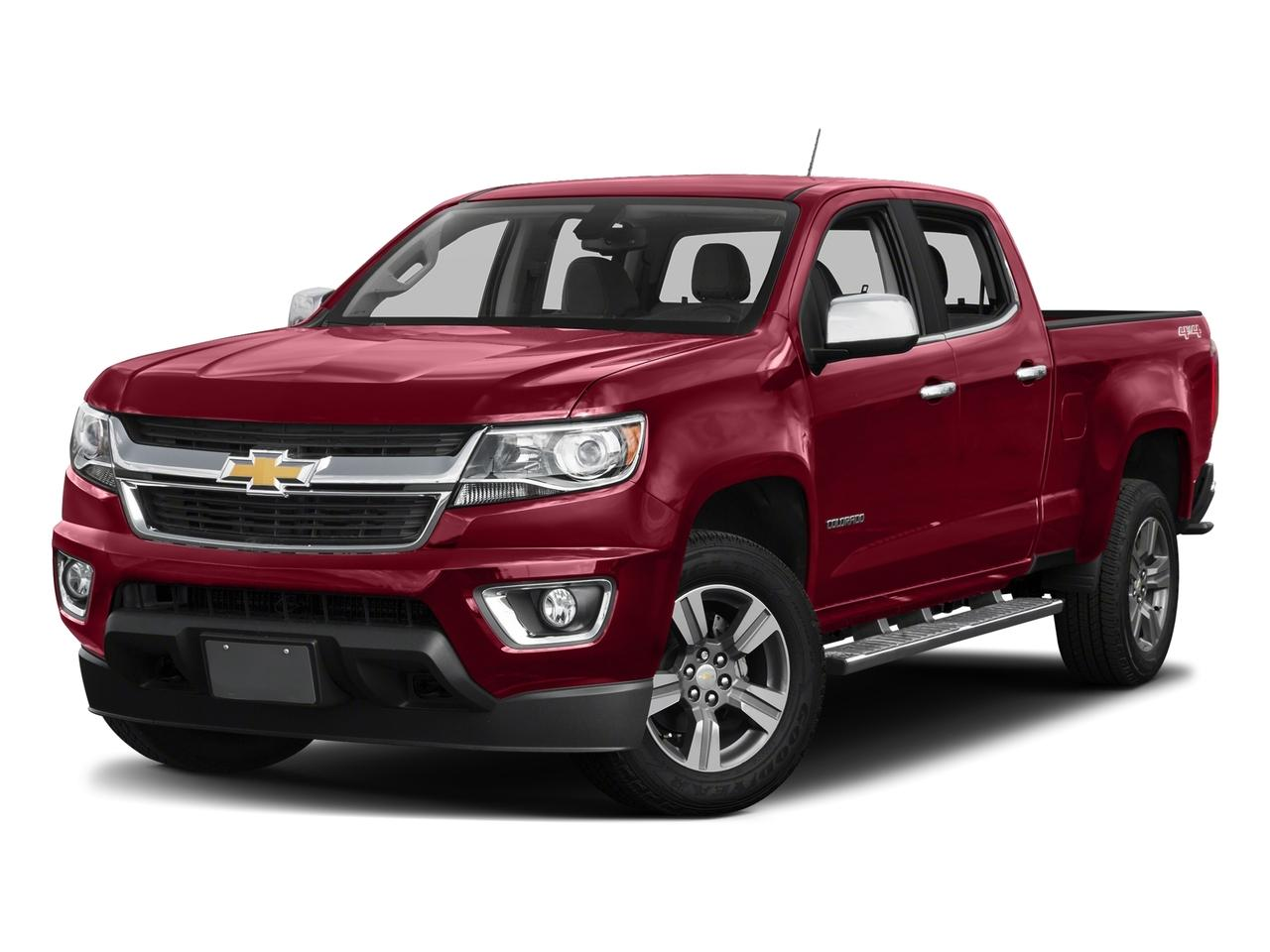 2018 Chevrolet Colorado Vehicle Photo in Vincennes, IN 47591