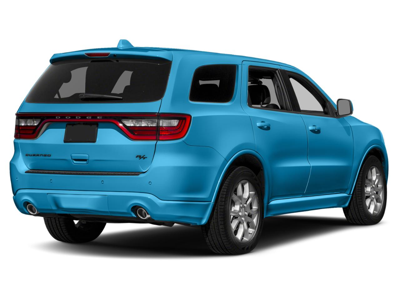 Blue Pearlcoat 2018 Dodge Durango Used Suv For Sale In Long Beach Tjc132447