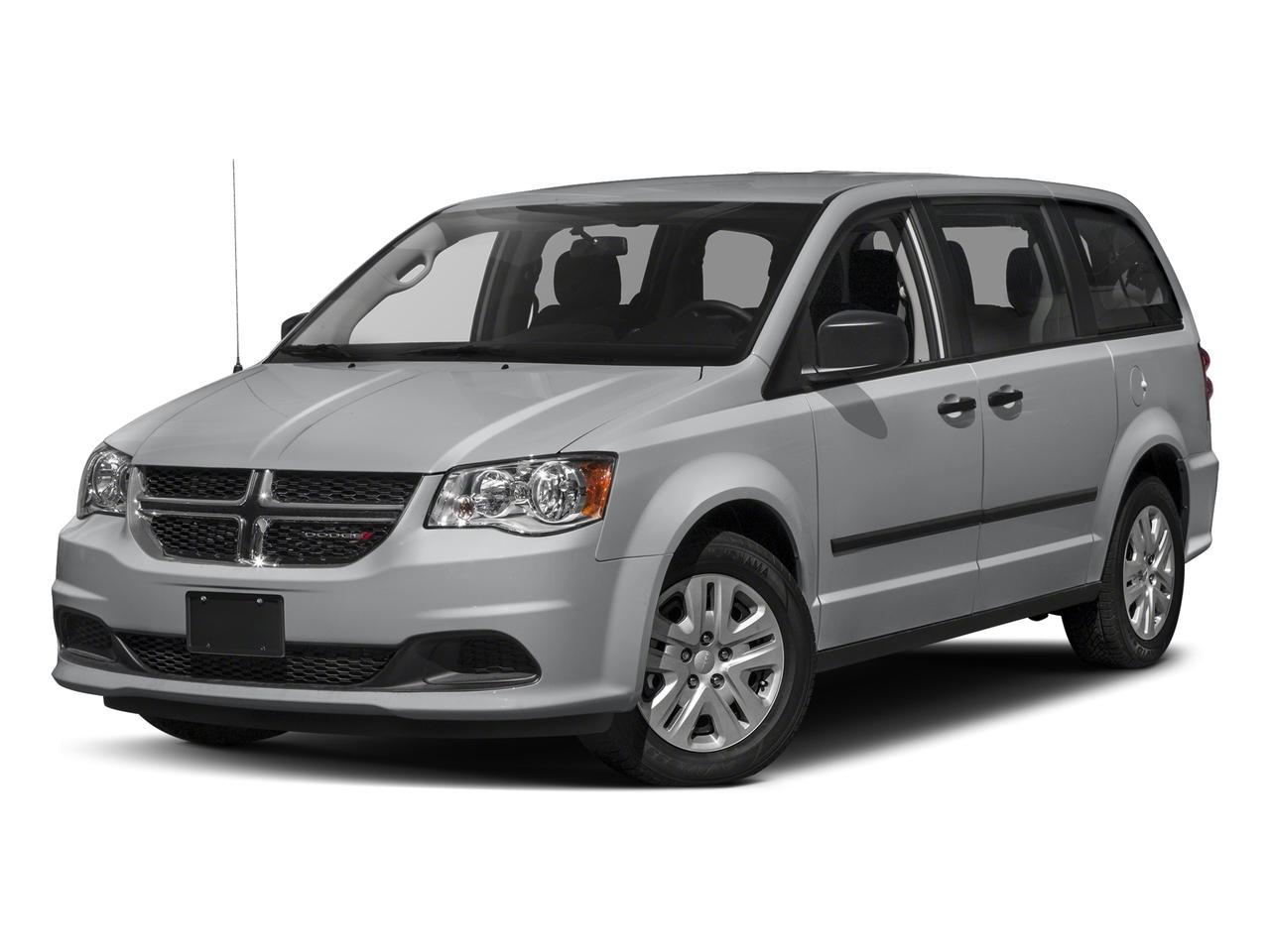 2018 Dodge Grand Caravan Vehicle Photo in CHARLESTON, SC 29407