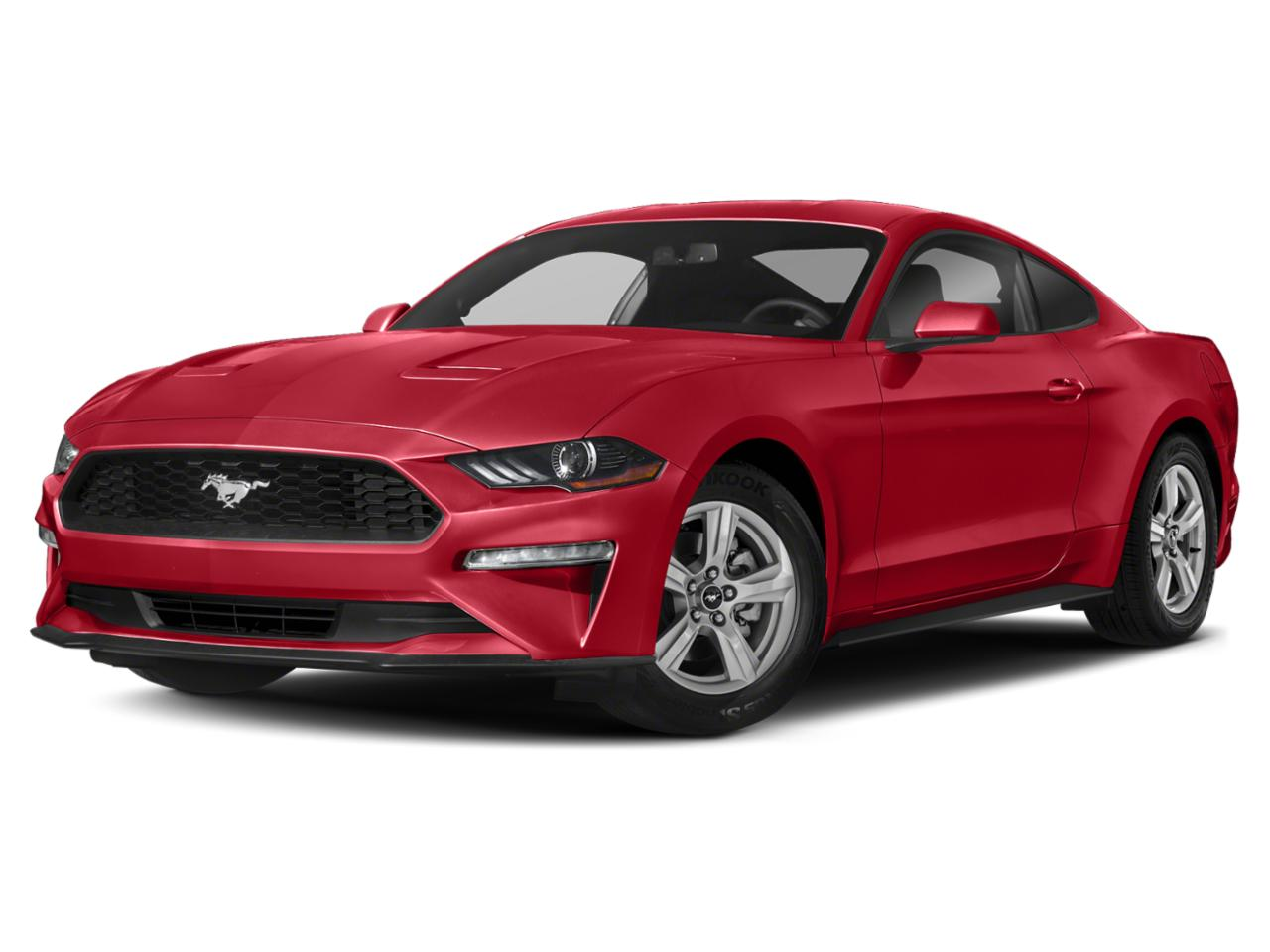 2018 Ford Mustang Vehicle Photo in Austin, TX 78759