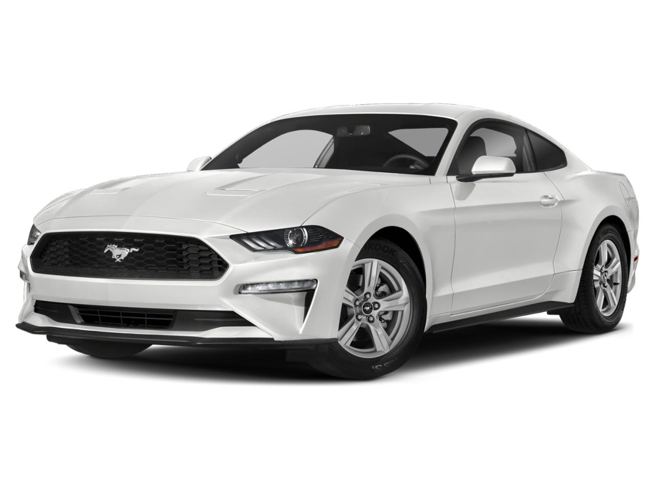 2018 Ford Mustang Vehicle Photo in Arlington, TX 76017