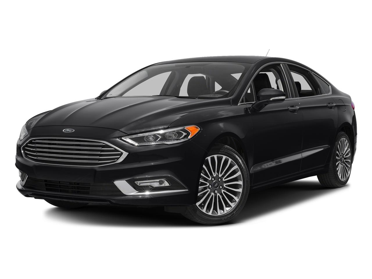 2018 Ford Fusion Vehicle Photo in Joliet, IL 60586