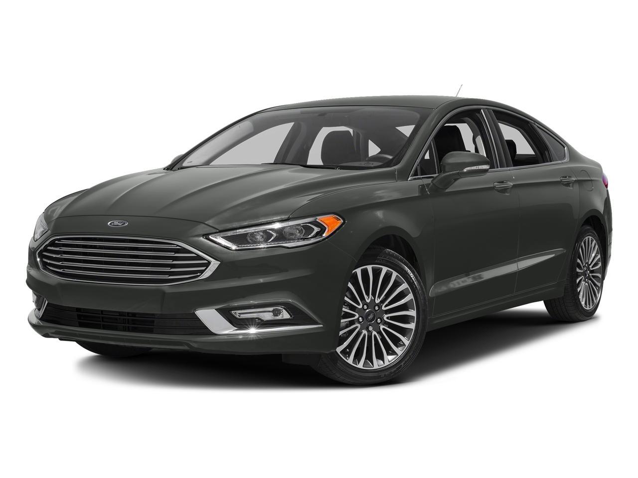 2018 Ford Fusion Vehicle Photo in Pleasanton, CA 94588