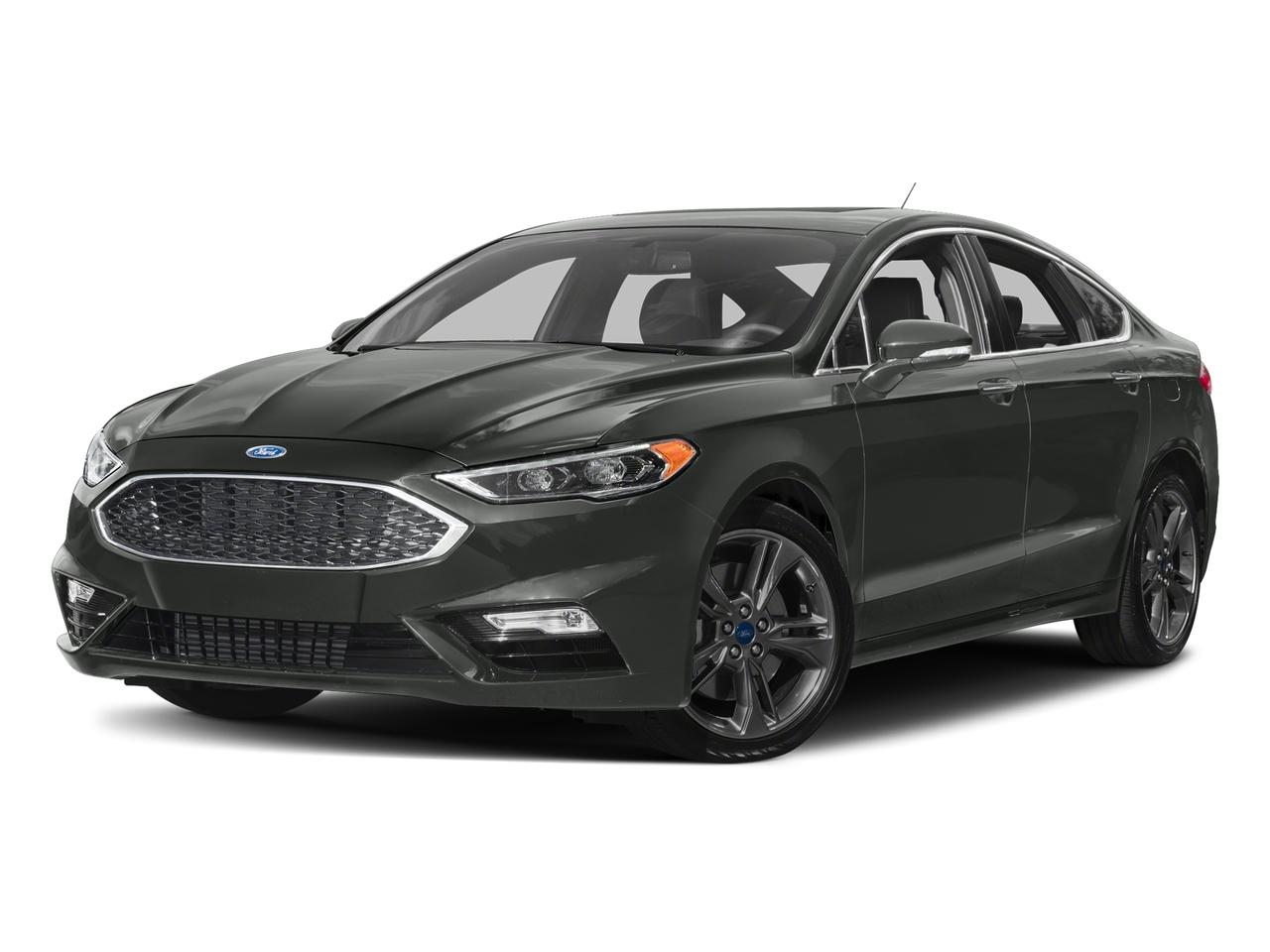2018 Ford Fusion Vehicle Photo in Owensboro, KY 42303